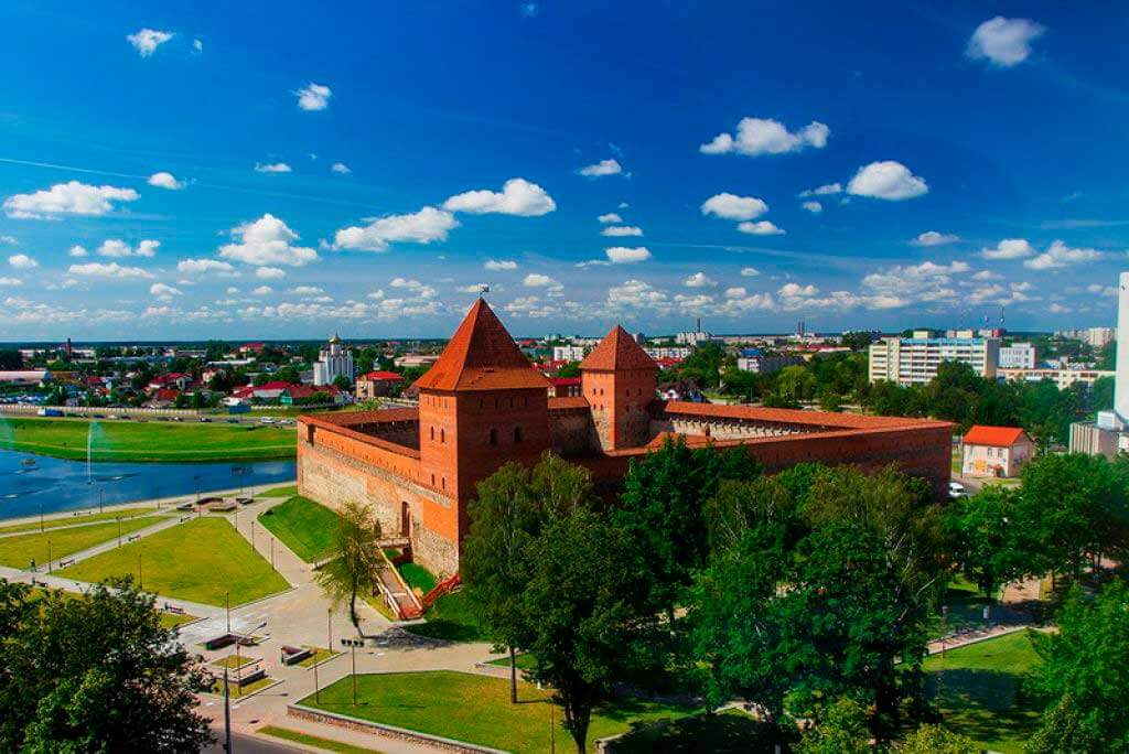 Grodno - Lida Castle (Lida).