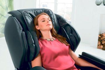 Роликовый вибромассаж на массажном кресле (Релаксирующий массаж)