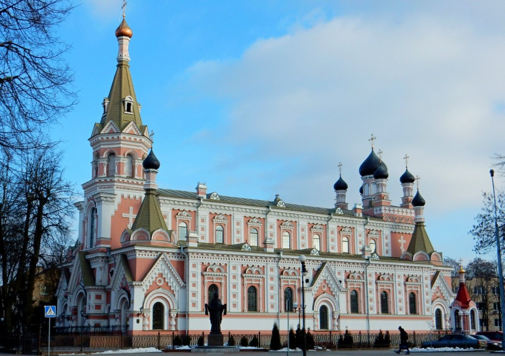 Temples of Grodno